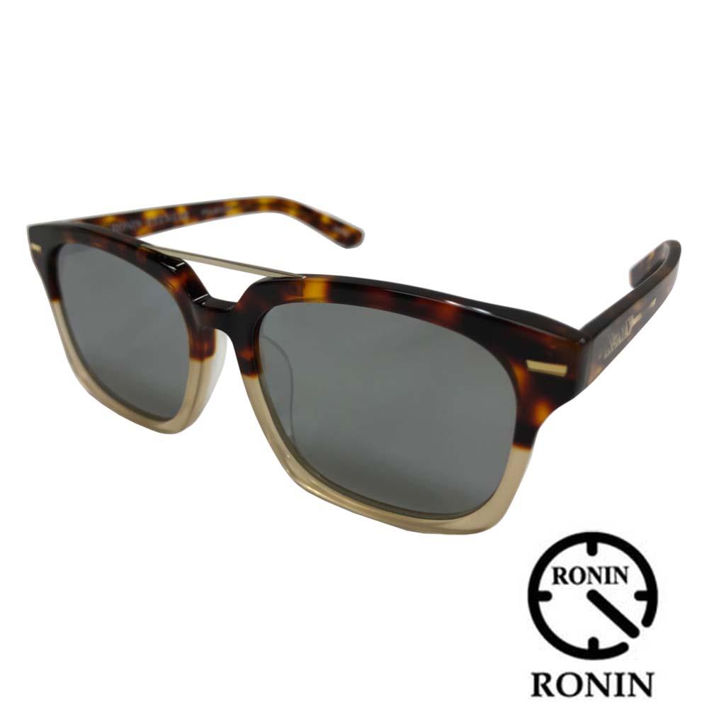 RONIN GATES ロニン サングラス ゲート フレームカラー べっ甲 偏光レンズ アイウェア