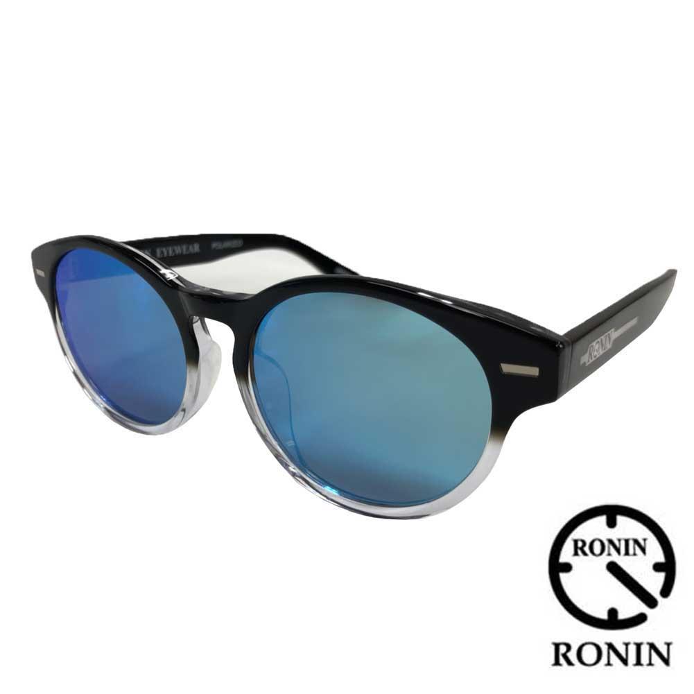 RONIN PRIME ロニン サングラス プライム フレームカラー ブラック&クリア/偏光レンズ アイウェア