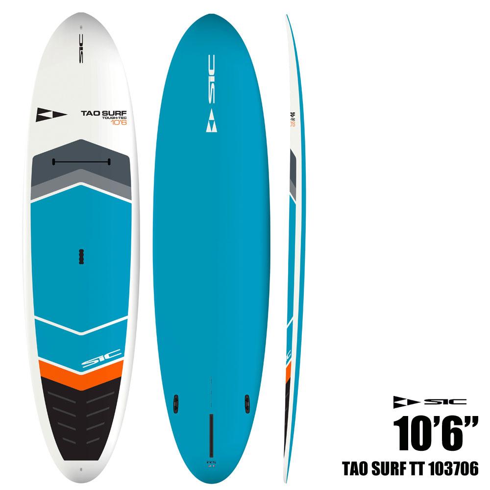 【ポイント最大36倍6/11(木)01:59まで】 スタンドアップパドルボード エスアイシー サップ タオサーフ タフテック 103706 TAO SURF TOUGH TEC 10'6 X 31.5 サップヨガ フィットネス 釣り サーフボード サーフィン