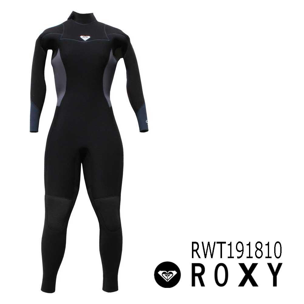 ROXY ロキシー レディース ウェットスーツ フルスーツ バックジップ 3/2 SYNCRO+ BZ FULLSUIT RWT191810 女性用 サーフィン オーダーウェットスーツ