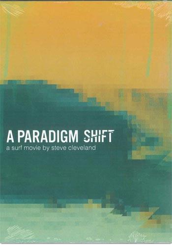 A PARADIUM SHIFT 패러다임의 변화/서핑 DVD