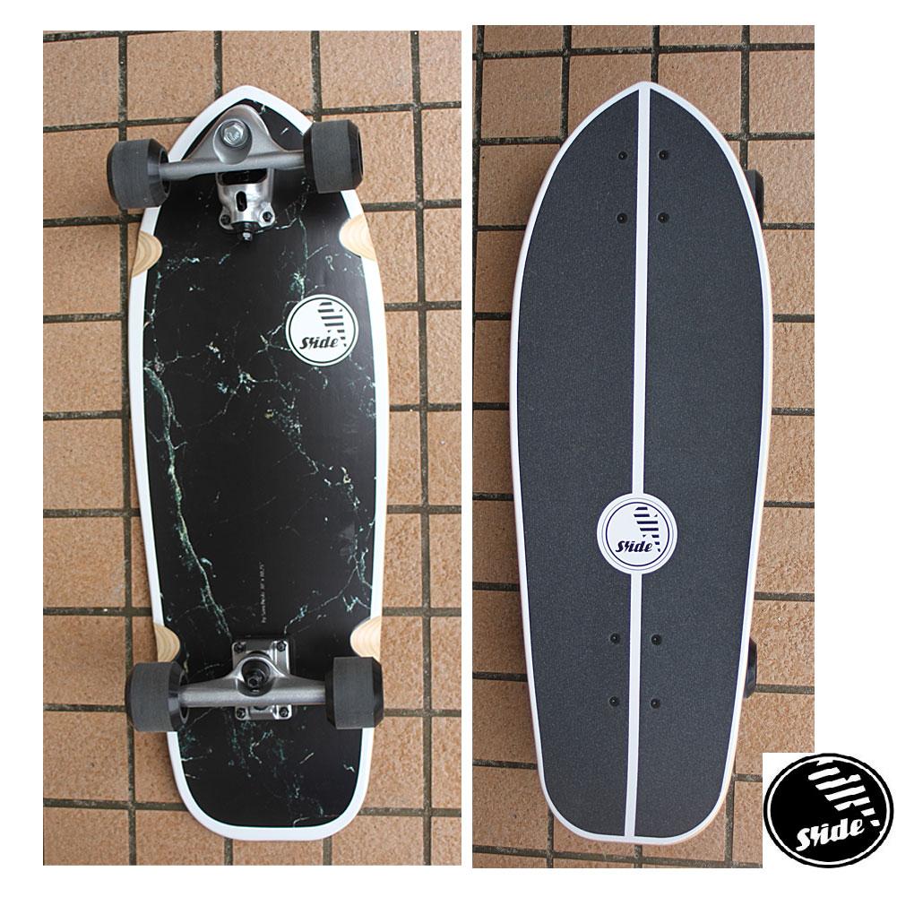 【ブラックフライデー最大P31倍11/20】 サーフスケート スライドサーフスケートボード SLIDE SURF SKATEBOARDS 30 スライドトラック スケートボード