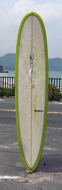 【土日祝も毎日発送】 ロングボード ピーエスシーサーフボード オールラウンドモデル9'1