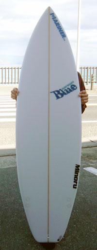 Blue Surfboard ブルーサーフボード ショートボード 5'8