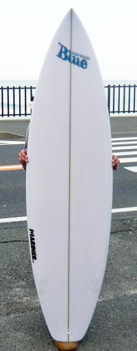 【平日13時までのご注文は当日発送】 Blue Surfboard ブルーサーフボード ショートボード L-3 6'0