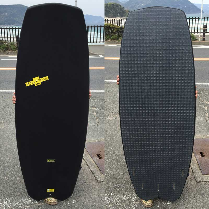 ショートボード BLACK JOKE 5'0