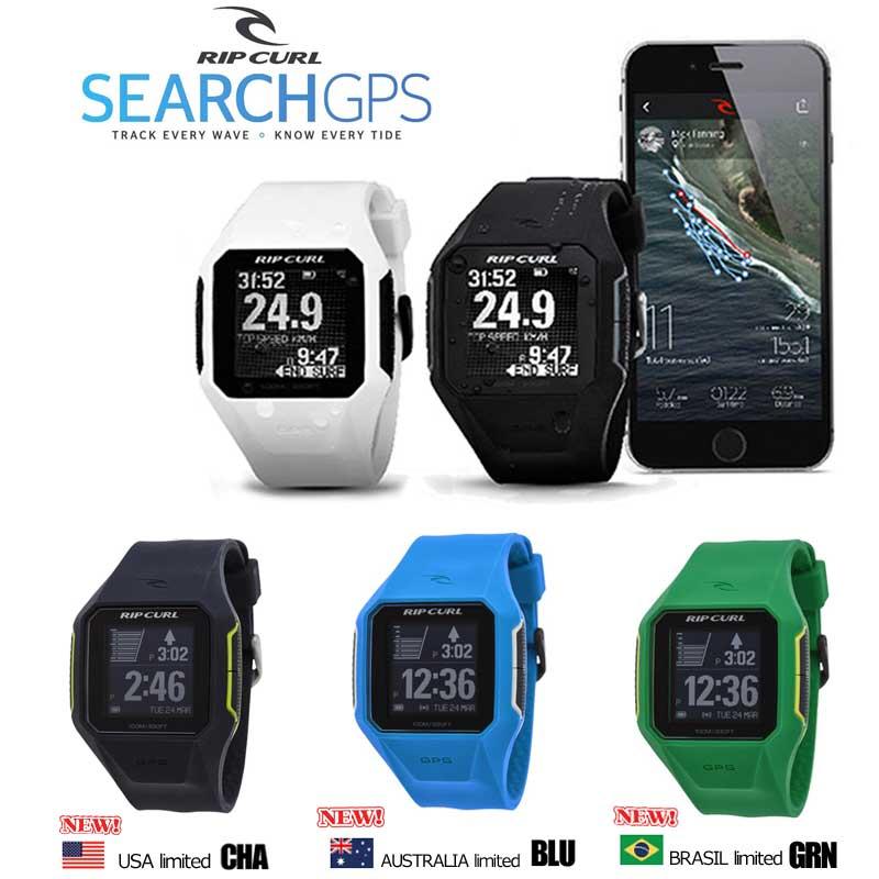 Rip Curl Search GPS TIDE MODEL watch Rip Curl search GPS a01-001   Unisex  Watch Surf watch fs04gm c29caa83e