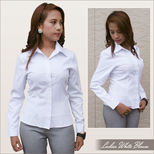 ever popular look good shoes sale great deals on fashion Inner blouse white shirt women's shirts suit would you like? Enrollment and  graduation ceremonies formal shirt! 1235