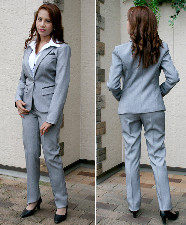 Ladies suit evening