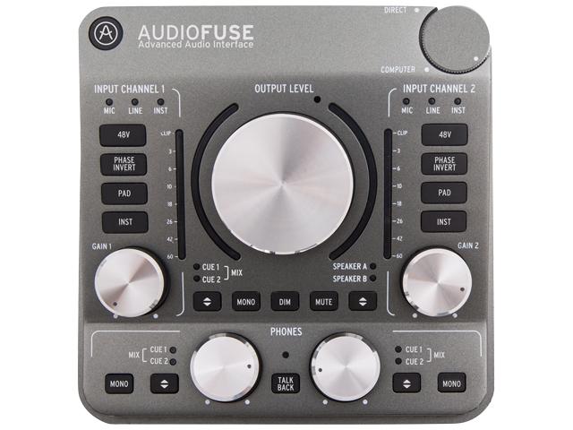 【即納可能】Arturia AudioFuse GR スペースグレイ(新品)【送料無料】