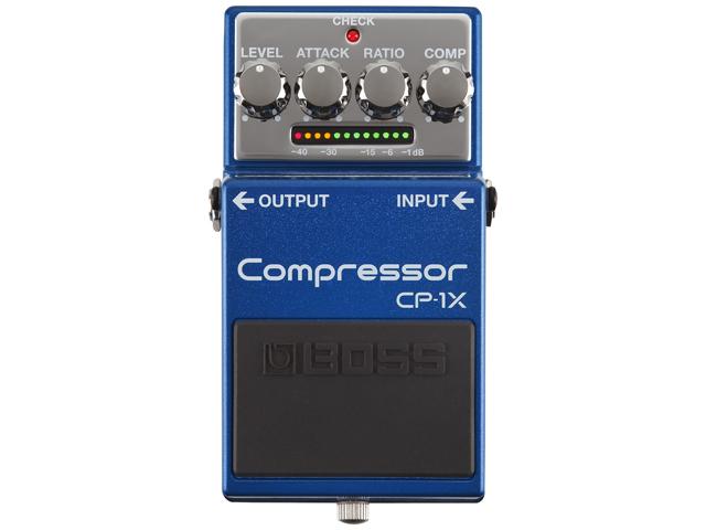 【即納可能】BOSS Compressor CP-1X(新品)【送料無料】