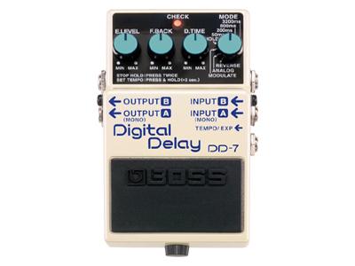 【楽天ランキング1位】 BOSS Digital Delay Digital BOSS DD-7(新品) Delay【送料無料】, BASE 【ベース】:0c9c2eb2 --- canoncity.azurewebsites.net