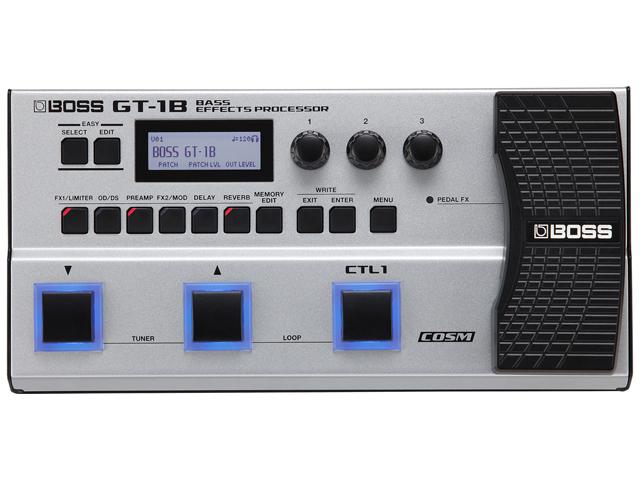 【即納可能】BOSS GT-1B(新品)【送料無料】