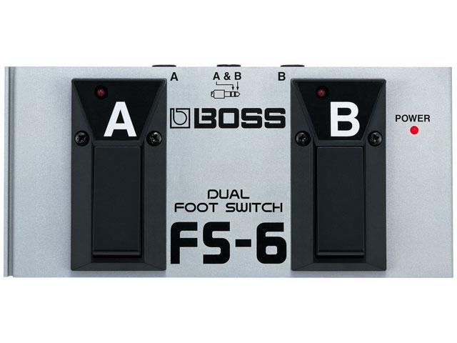 【即納可能】BOSS FS-6(新品)【送料無料】