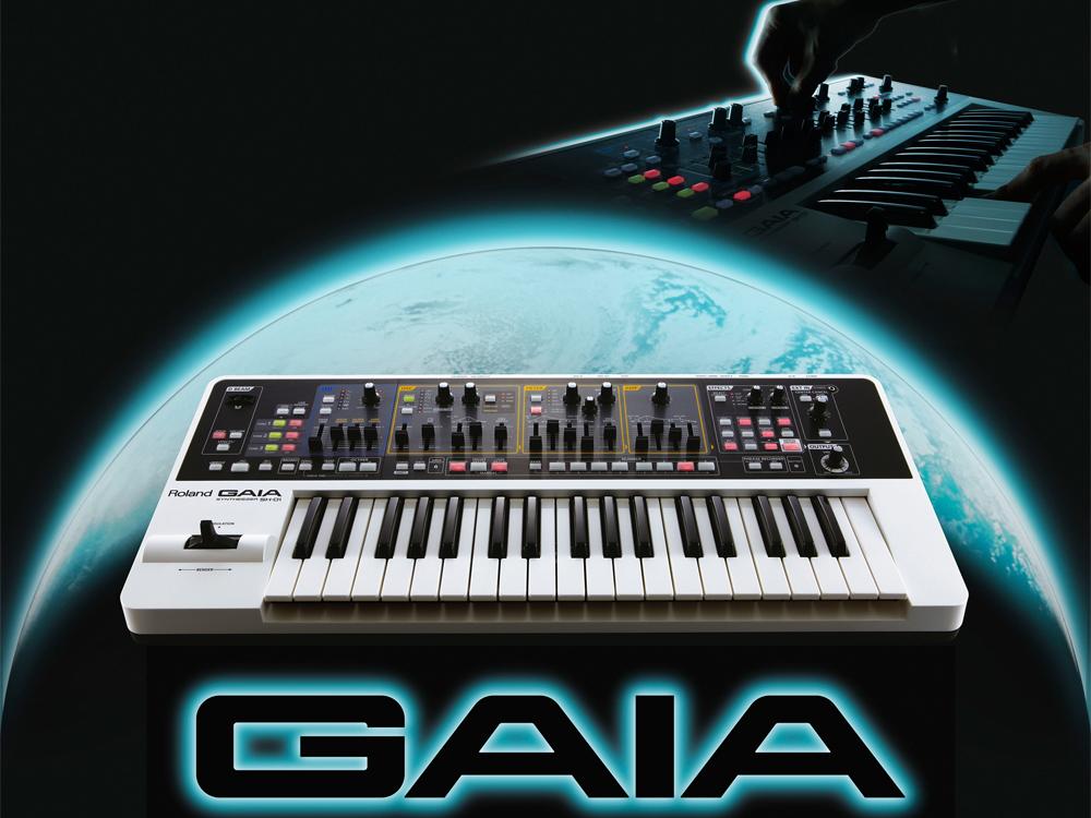 【即納可能】Roland SH-01/GAIA(新品)【送料無料】