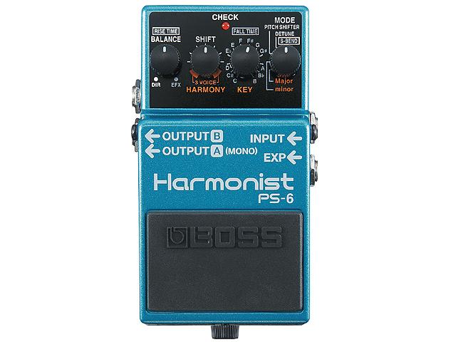 BOSS Harmonist PS-6(新品)【送料無料】