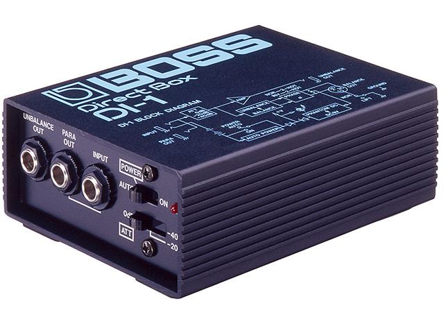 【まとめ買い】BOSS DI-1 3個セット(新品)【送料無料】