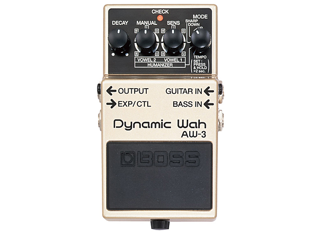 BOSS Dynamic Wah AW-3(新品)【送料無料】