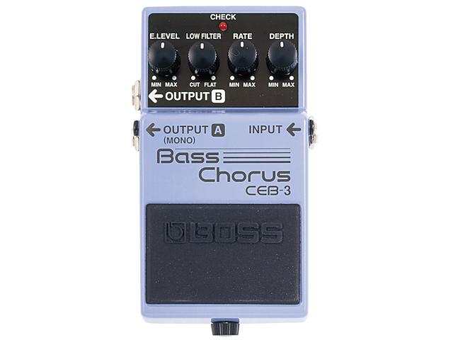 BOSS Bass Chorus CEB-3(新品)【送料無料】