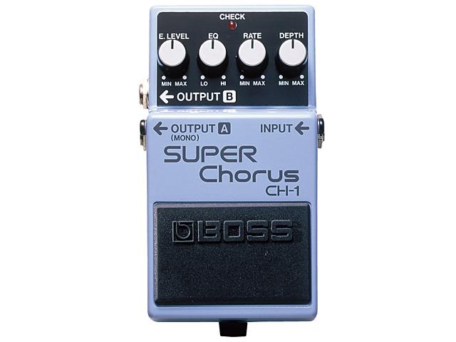 【はこぽす対応商品】 BOSS BOSS SUPER Chorus CH-1(新品) SUPER【送料無料 Chorus】, ECJOY!プレミアム:b626f5a7 --- canoncity.azurewebsites.net