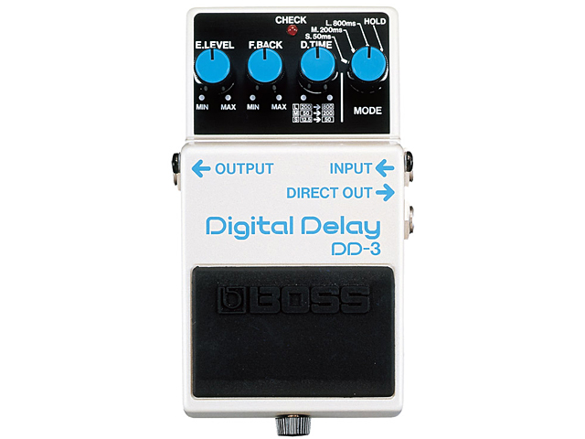 激安な BOSS Digital Digital Delay DD-3(新品) BOSS【送料無料 Delay】, ナカイニット:c63043d1 --- konecti.dominiotemporario.com