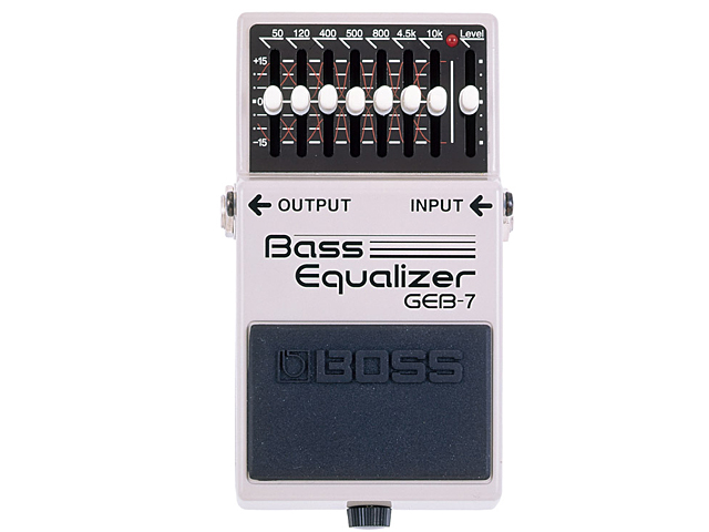 BOSS Bass Equalizer GEB-7(新品)【送料無料】