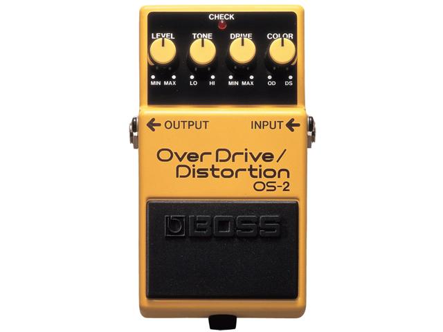 BOSS OverDrive/Distortion OS-2(新品)【送料無料】
