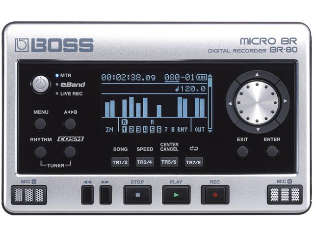 【即納可能】BOSS MICRO BR BR-80(新品)【送料無料】