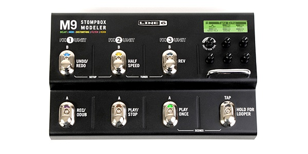 LINE6 M9/Stompbox Modeler(新品)【送料無料】