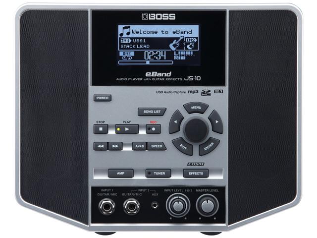 【即納可能】BOSS eBAND JS-10(新品)【送料無料】