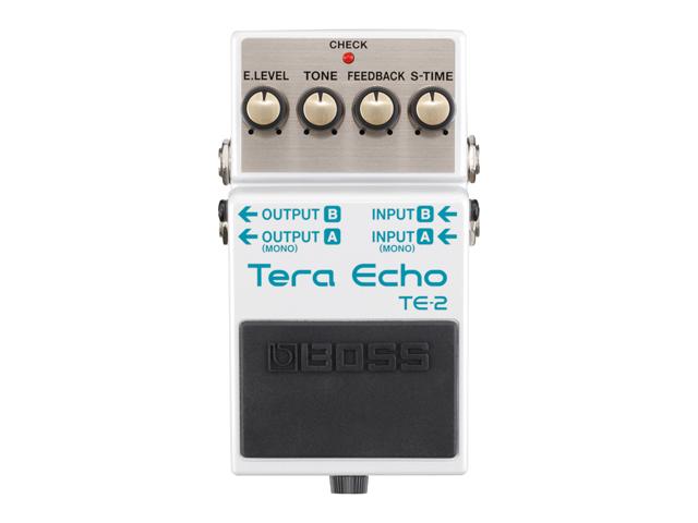 BOSS Tera Echo TE-2(新品)【送料無料】