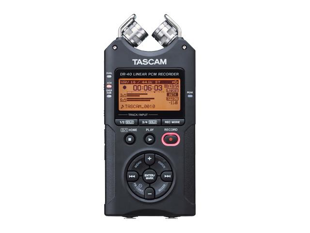 【即納可能】TASCAM DR-40 (DR-40VER2-J) 日本語対応版(新品)【送料無料】