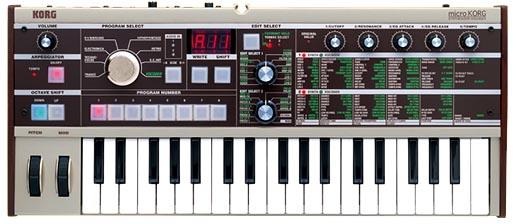 【即納可能】KORG Synthesizer Vocoder microKORG MK-1(新品)【送料無料】