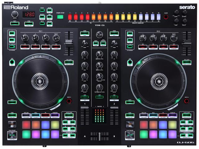 【即納可能】Roland DJ-505 [Serato DJ ライセンス付属](新品)【送料無料】
