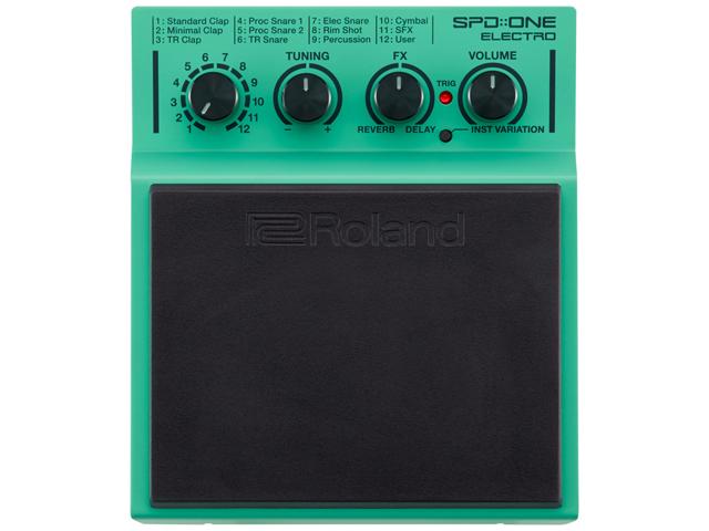 【即納可能】Roland SPD::ONE ELECTRO [SPD-1E](新品)【送料無料】