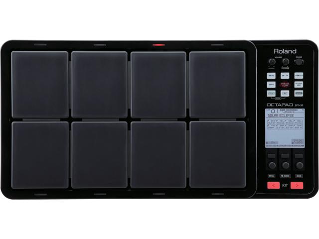【即納可能】Roland OCTAPAD SPD-30-BK [ブラックモデル](新品)【送料無料】