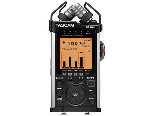 【即納可能】TASCAM DR-44WL 日本語メニュー表示対応バージョン [DR-44WLVER2-J](新品)【送料無料】