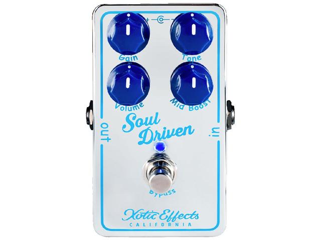 XOTIC Soul Driven(新品)【送料無料】