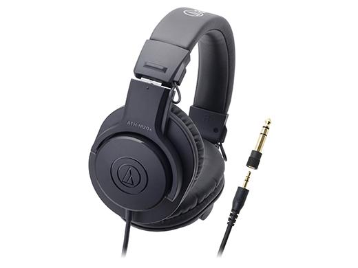 ■店舗在庫あります 買い物 即納可能 ■ audio-technica 送料無料 新品 ATH-M20x 高価値 ヘッドホン