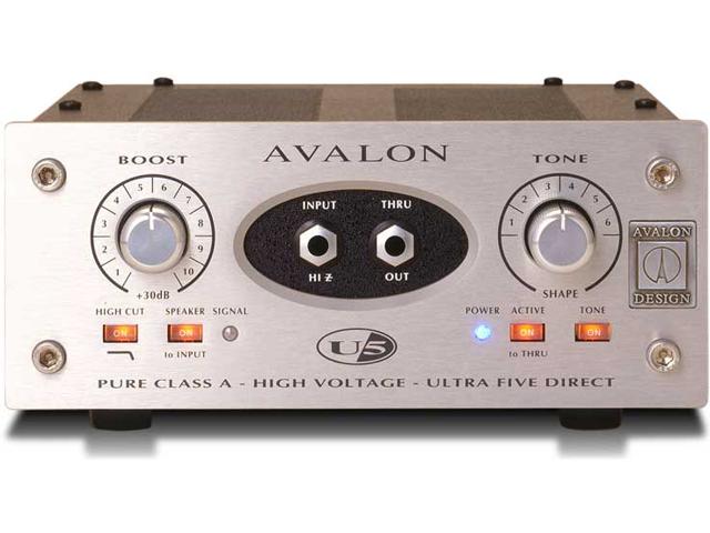 【国内正規品】AVALON DESIGN U5(新品)【送料無料】