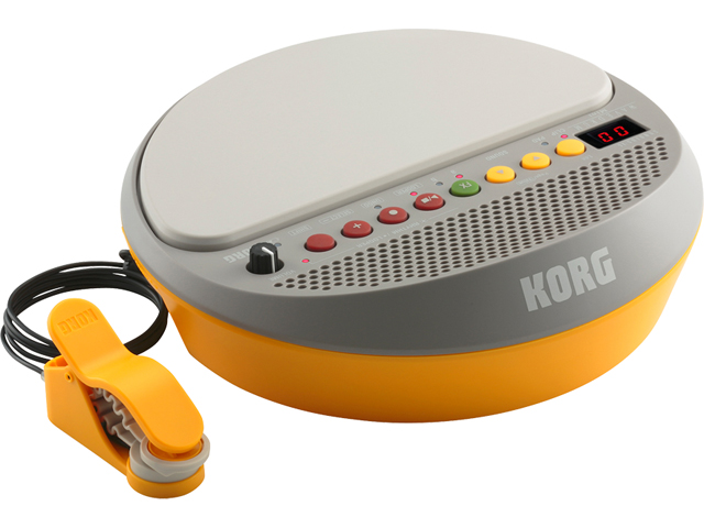 【即納可能】KORG Mini WAVEDRUM YELLOW/WD-MINI-YL(新品)【送料無料】