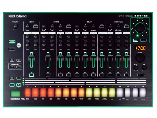 Roland AIRA TR-8(新品)【送料無料】