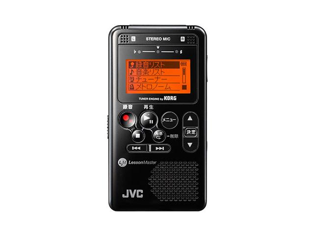 JVC Lesson Master XA-LM10-B/ブラック(新品)【送料無料】