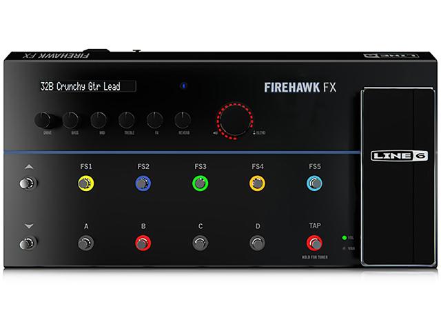 【国内正規品】LINE6 FIREHAWK FX(新品)【送料無料】