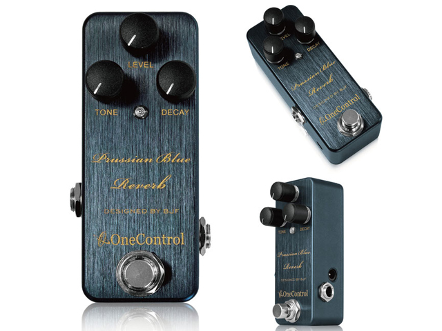 One Control Prussian Blue Reverb(新品)【送料無料】