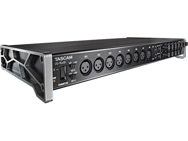 【即納可能】TASCAM US-16x08(新品)【送料無料】