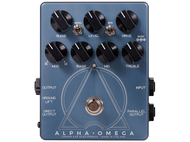 【即納可能】Darkglass Electronics Alpha Omega(新品)【送料無料】