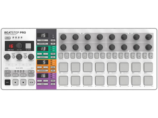 【即納可能】Arturia BeatStep Pro(新品)【送料無料】