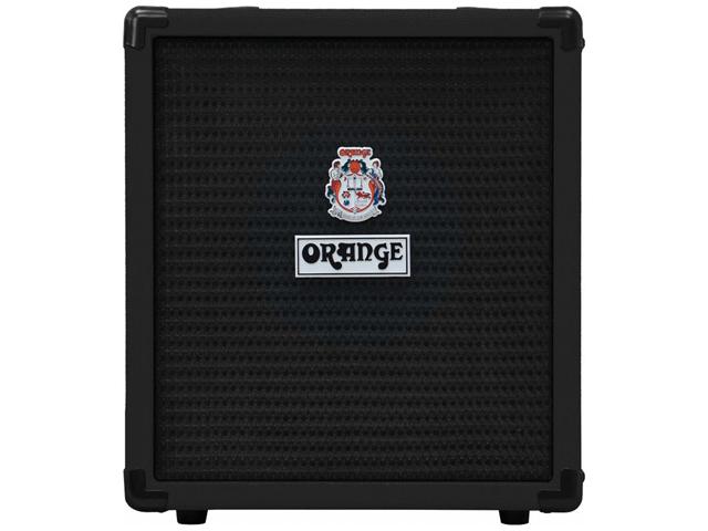 【即納可能】ORANGE Crush Bass 25B Black(新品)【国内正規流通品】【送料無料】