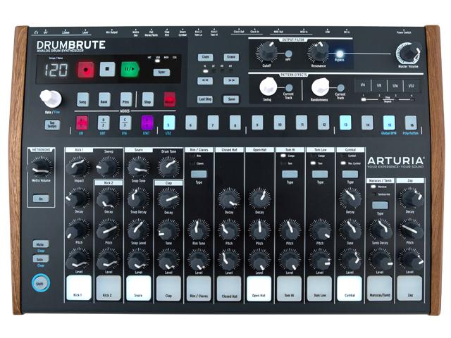 【即納可能】Arturia DrumBrute(新品)【送料無料】